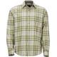 Marmot M's Zephyr LS Flannel Shirt Cilantro